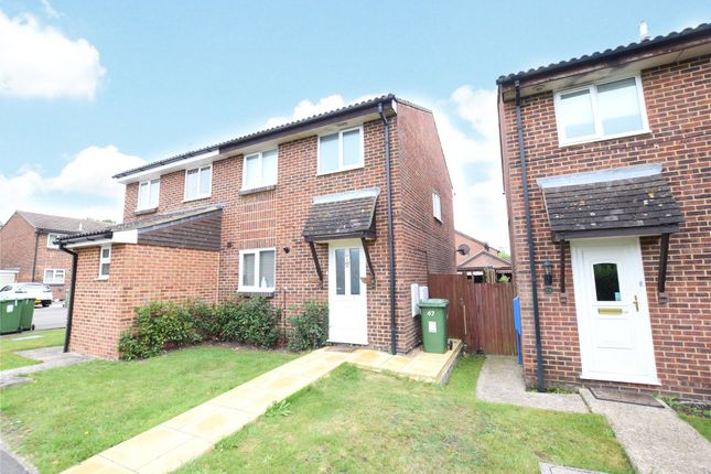 Thumbnail Semi-detached house to rent in Avocet Crescent, Sandhurst, Berkshire