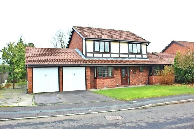 Thumbnail Detached house for sale in Firs Road, Bolton, Lancashire