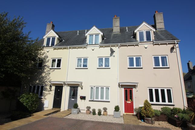 Thumbnail Terraced house for sale in Half Moon Court, Buckfastleigh