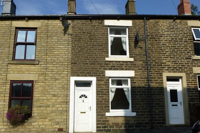 Thumbnail Terraced house to rent in Platt Street, Glossop, Derbyshire