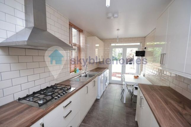 Thumbnail Terraced house to rent in Howard Road, Leicester