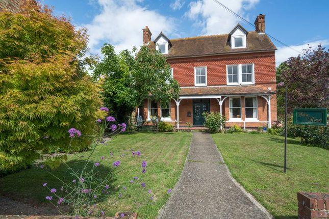 Thumbnail Detached house for sale in Sarre House, Canterbury Road, Sarre, Birchington, Kent