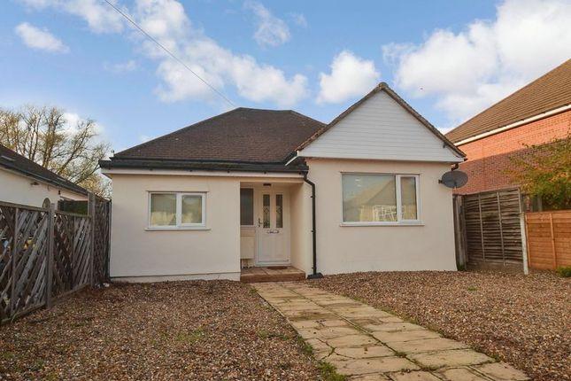 Thumbnail Detached bungalow to rent in Betterton Road, Rainham