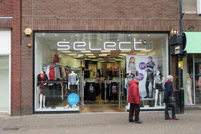 Thumbnail Retail premises to let in 13 Market Place, Nuneaton, Warwickshire