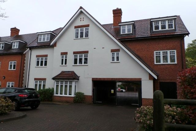 Thumbnail Flat for sale in Apartment 4, Epsom House, Sutton Coldfield