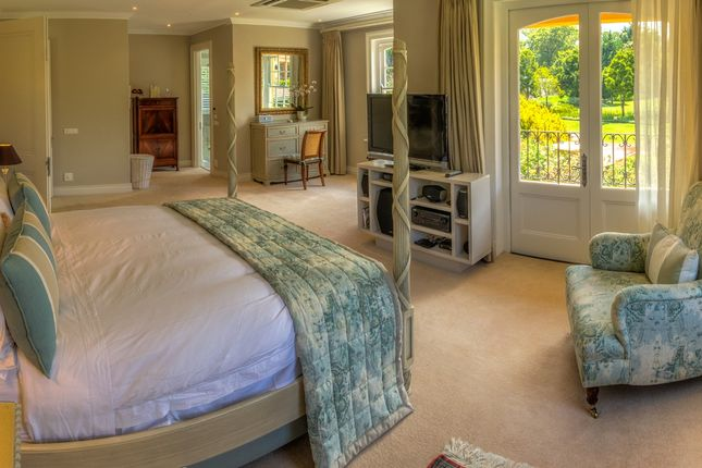 Master Bedroom of The Silverhurst Estate, Constantia, Cape Town, Western Cape, South Africa