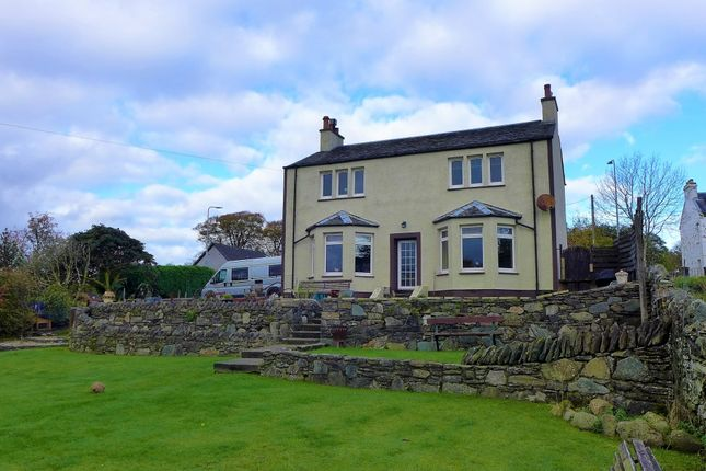 Thumbnail Detached house for sale in Cabrach Manse Brae, Lochgilphead