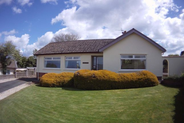 Thumbnail Detached bungalow for sale in Two Hoots, Llanrhidian, Gower, Swansea