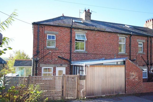 Thumbnail End terrace house for sale in Allen View, Catton, Hexham
