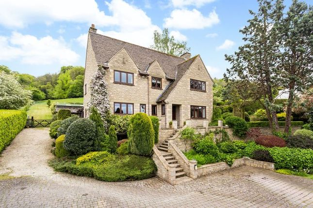 Thumbnail Detached house for sale in Worlds End Lane, Wotton-Under-Edge