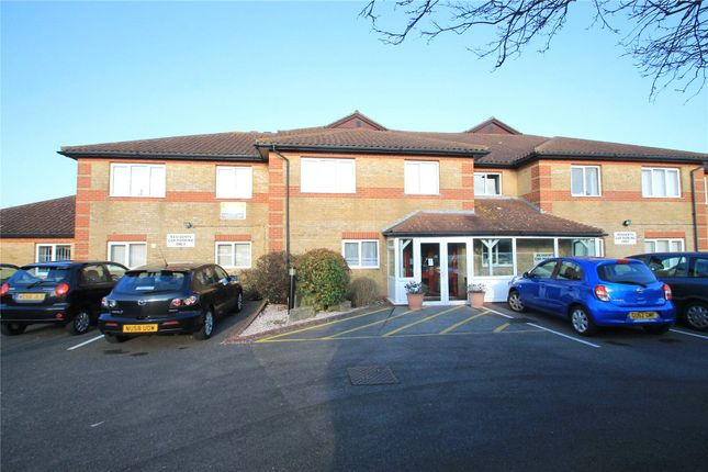 Front Elevation of Amberley Court, Freshbrook Road, Lancing, West Sussex BN15