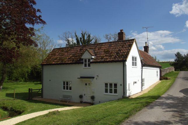 Thumbnail Detached house for sale in Brimslade, Marlborough
