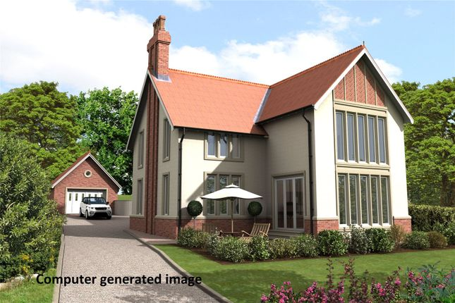 Detached house for sale in Bilton Hill, Alnwick, Northumberland