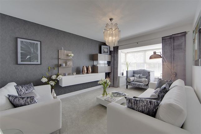 """Thumbnail Detached house for sale in """"Thames"""" at Worthing Road, Southwater, Horsham"""