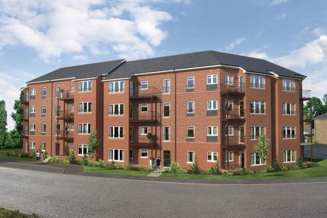 "Thumbnail Flat for sale in ""Beaufort"" at Craig Road, Glasgow"