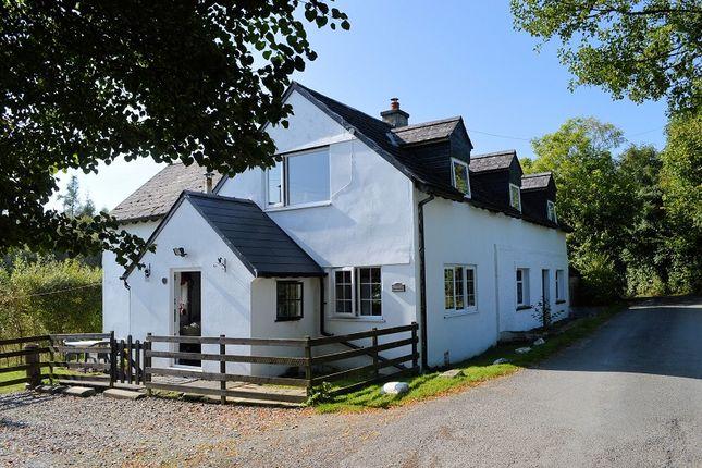 Land for sale in Rhoshill, Llangybi, Lampeter, Ceredigion.