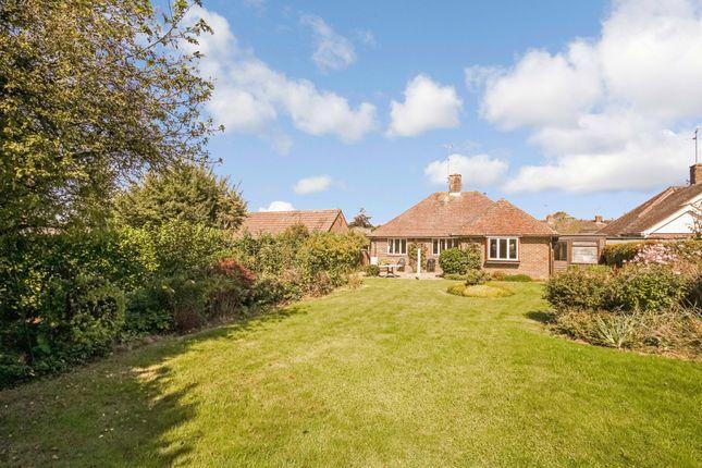 Thumbnail Detached bungalow for sale in Blackbridge Lane, Horsham