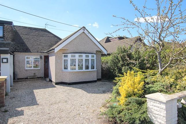 2 bed semi-detached bungalow for sale in Grange Road, Wickford SS11