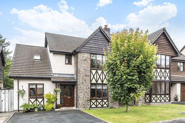Thumbnail Detached house for sale in Clos Y Berllan, Newbridge-On-Wye, Llandrindod Wells