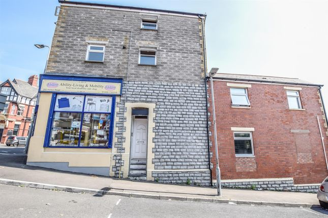 1 bed flat to rent in Holton Road, Barry CF63