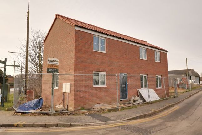 Thumbnail Detached house for sale in West Street, Hibaldstow, Brigg