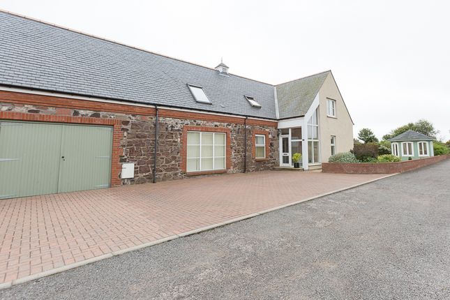 Thumbnail 5 bed barn conversion for sale in Barns Of Craig, Ferryden, Montrose