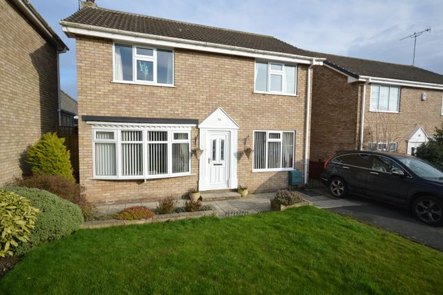 Thumbnail Detached house for sale in Shelton Avenue, East Ayton, Scarborough