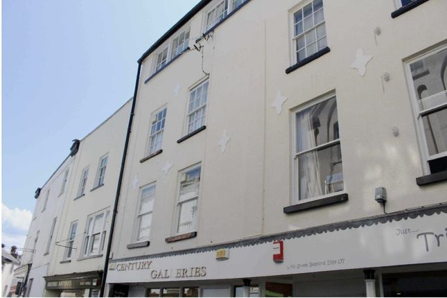 Thumbnail Flat to rent in Mill Street, Bideford, Devon