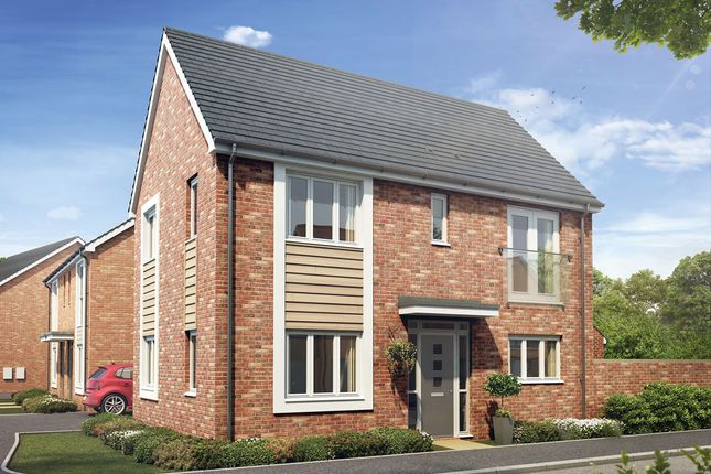 Thumbnail Detached house for sale in Campden Road, Long Marston, Stratford-Upon-Avon