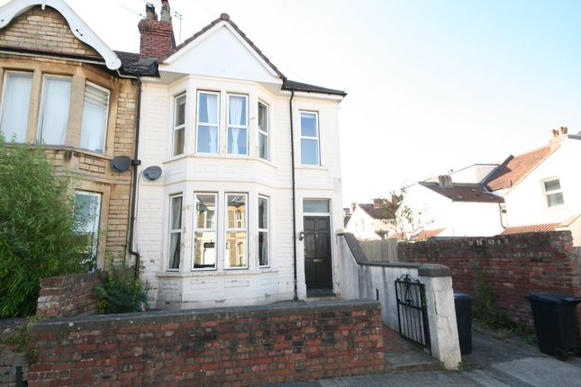 Thumbnail Semi-detached house to rent in Russell Road, Westbury Park, Bristol