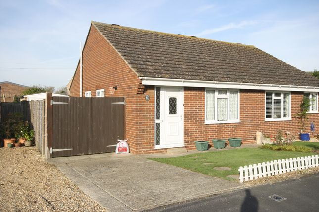 Thumbnail Bungalow for sale in Swallow Drive, Milford On Sea