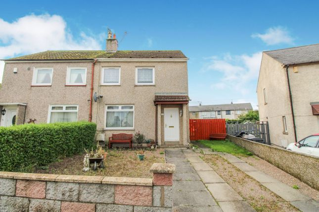 Thumbnail Semi-detached house for sale in Brebner Crescent, Aberdeen