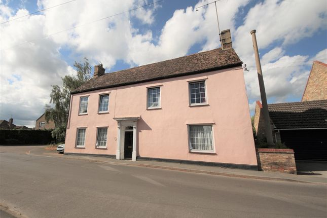 Thumbnail Detached house for sale in Fountain Lane, Soham, Ely