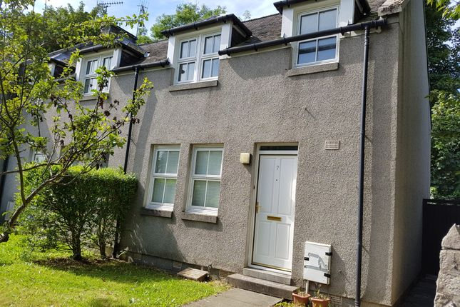 Thumbnail End terrace house to rent in 7 The Orchard, Spital Walk, Aberdeen