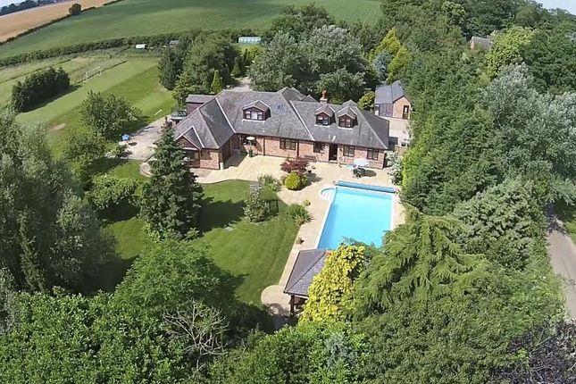 Thumbnail Detached house for sale in Landcroft Lane, Sutton Bonington, Loughborough