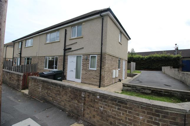 Thumbnail Semi-detached house to rent in Coach Road, Baildon, Shipley