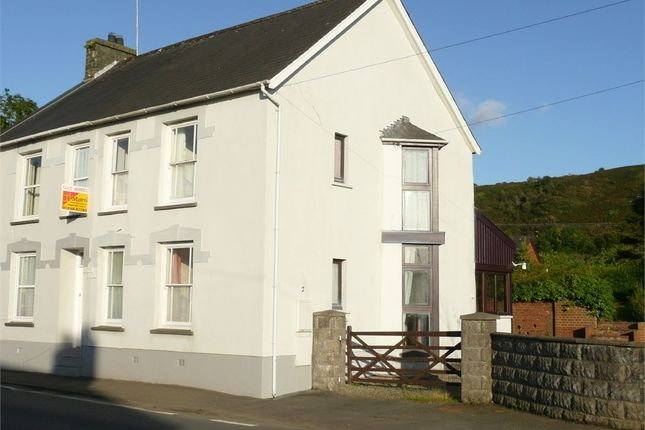 Thumbnail Semi-detached house for sale in 2 Brynawel, Dinas Cross, Newport, Pembrokeshire