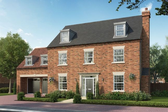 Thumbnail Detached house for sale in Spofforth Park, Spofforth Hil, Wetherby