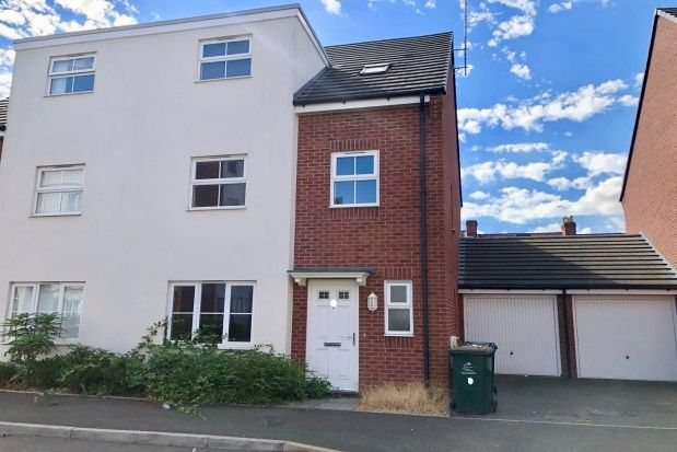 Thumbnail Property to rent in Poppleton Close, Coventry