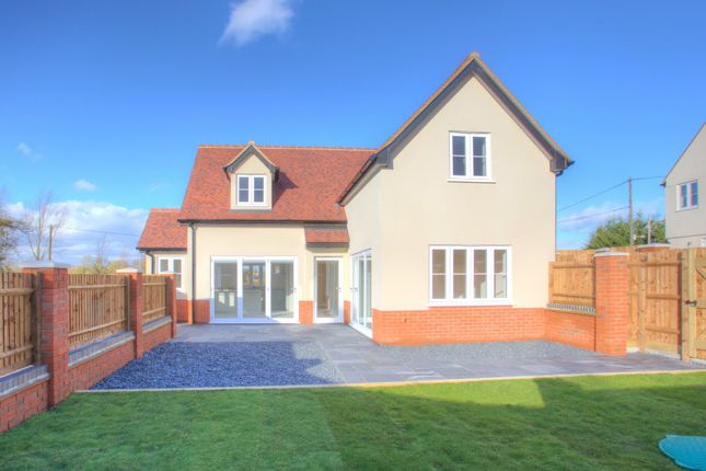 Thumbnail Detached house for sale in Boyton Cross, Roxwell, Chelmsford