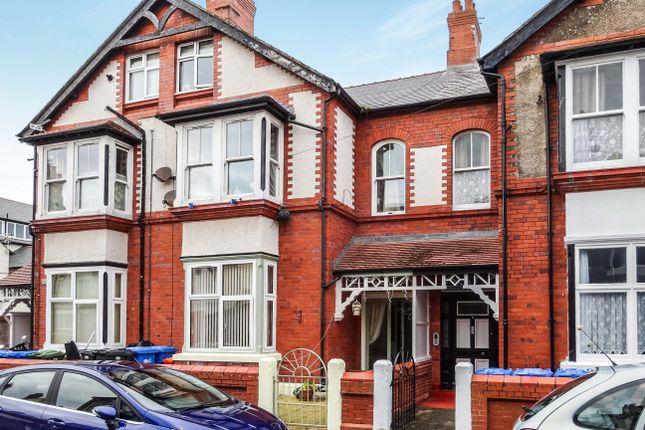 Thumbnail Terraced house for sale in Morlan Park, Rhyl