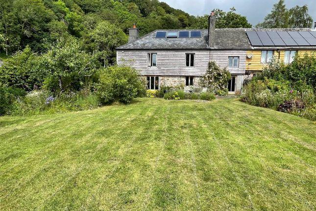 Thumbnail Semi-detached house for sale in Llanwrthwl, Llandrindod Wells, Powys