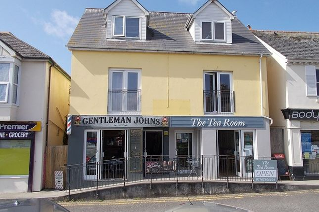 Thumbnail Retail premises for sale in 7 & 8 Tywarnhayle Square, Perranporth, Cornwall