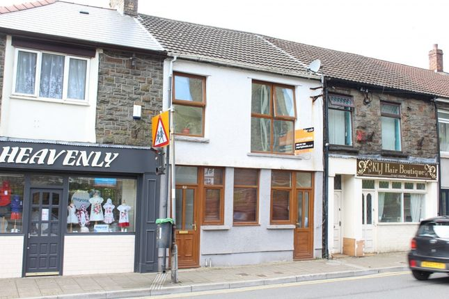 Thumbnail Flat for sale in Llewellyn Street -, Pentre