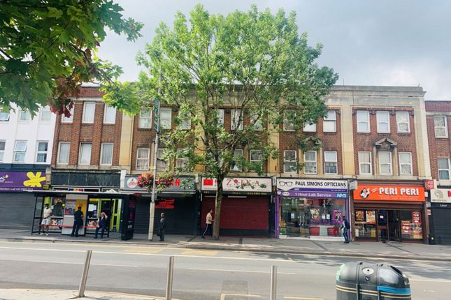 Thumbnail Flat for sale in High Road, Wembley