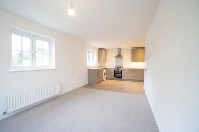 Thumbnail Flat for sale in Chaucer Grove, Arborfield Green
