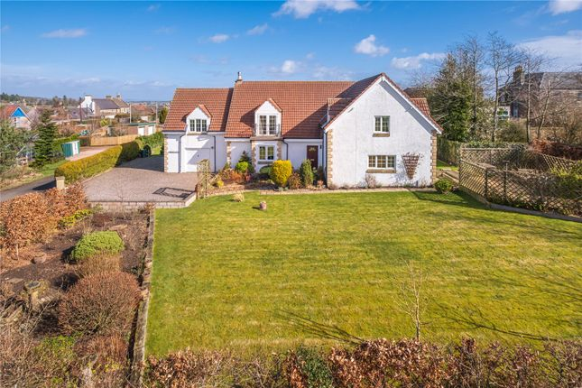 Thumbnail Detached house for sale in Station Road, Dairsie, Cupar, Fife