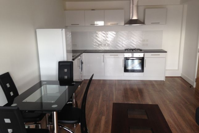 Thumbnail Flat to rent in Gatton Road, London