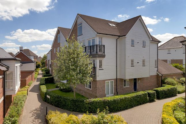 Thumbnail Flat for sale in Spencer Place, Kings Hill, West Malling