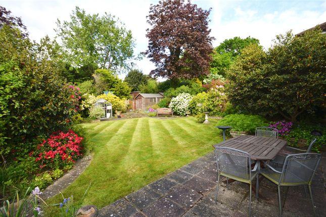 Thumbnail Semi-detached house for sale in Edward Road, Windlesham, Surrey